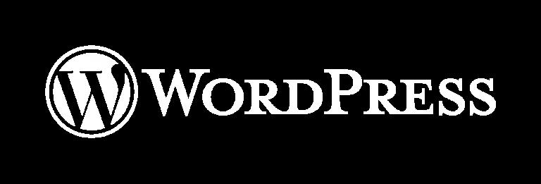 WordPress-logotype-standard-white