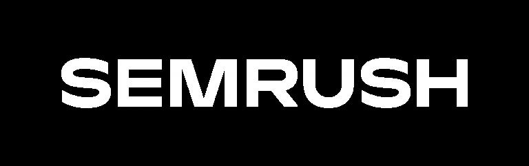 semrush logotype inverted rgb